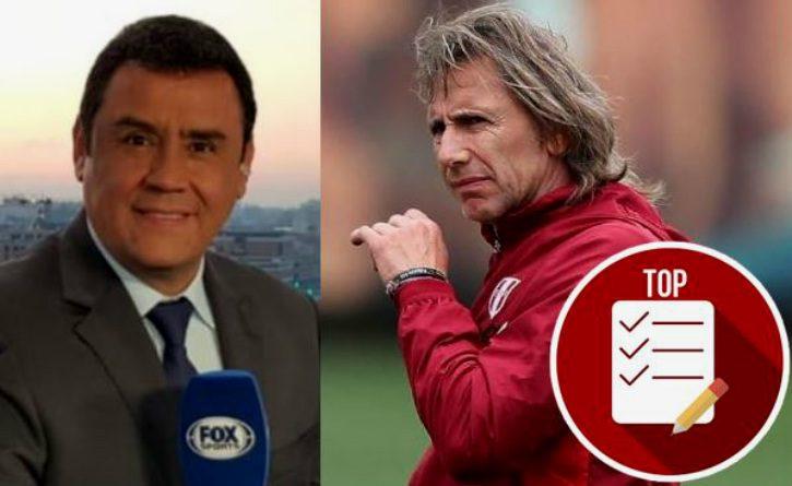 """""""Gareca está muy cerca de ser el nuevo entrenador de Colombia"""": 'Pacho' Vélez"""