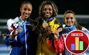 Caterine Ibargüen gana oro en los Centroamericanos y cumple sueño…