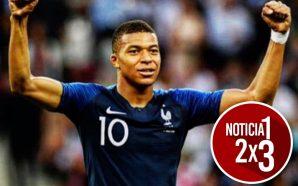 Francia venció 4-2 a Croacia y se coronó como el…