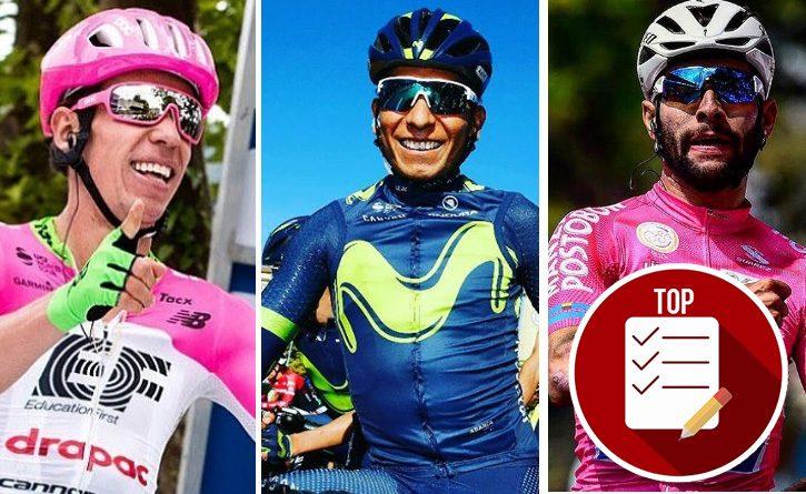 Estos son los seis colombianos que estarán en competencia en el Tour de Francia