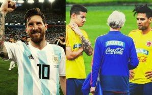 Argentina ya tiene sus convocados, mientras que en Colombia NO la está haciendo Pékerman