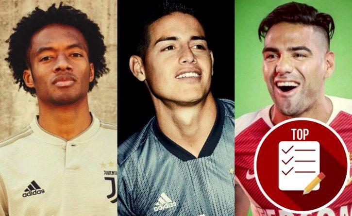 Así quedaron los grupos de la Champions League. ¡7 colombianos estarán presentes!