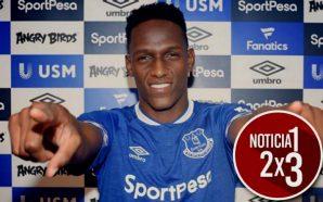 Revelan la razón por la cual Yerry Mina no se fue para el Manchester United