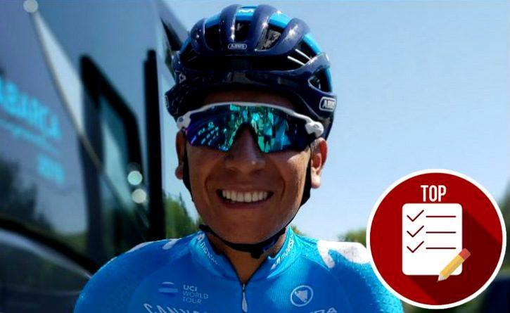 Lo que se debe enfrentar Nairo para ganarla Vuelta a España