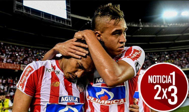 El error fuera de canchas del Junior con su rival en la Suramericana