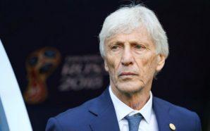José Pékerman rompió su silencio sobre su salida de Selección…