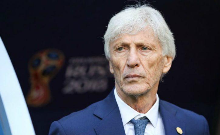José Pékerman ya no es más entrenador de Colombia