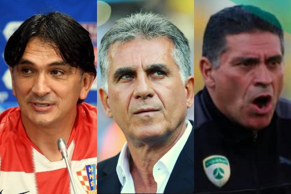 Los candidatos más opcionados para reemplazar a Pékerman ¿Cuál te gustaría?