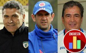 Si el técnico de la Selección fuera colombiano, ¿cuál sería…