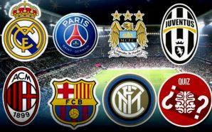 Este test te pondrá a prueba…¿Reconoces estos escudos de clubes?