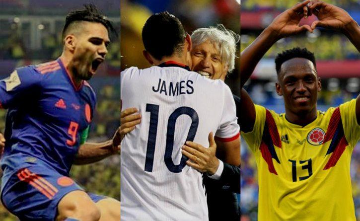 Los goleadores de la Selección Colombia en la era Pékerman
