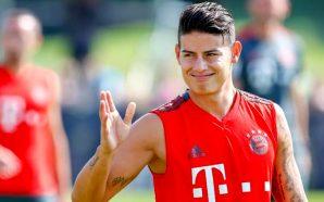 "Fanática del Bayern le pide matrimonio a James… ""Cásate conmigo"""