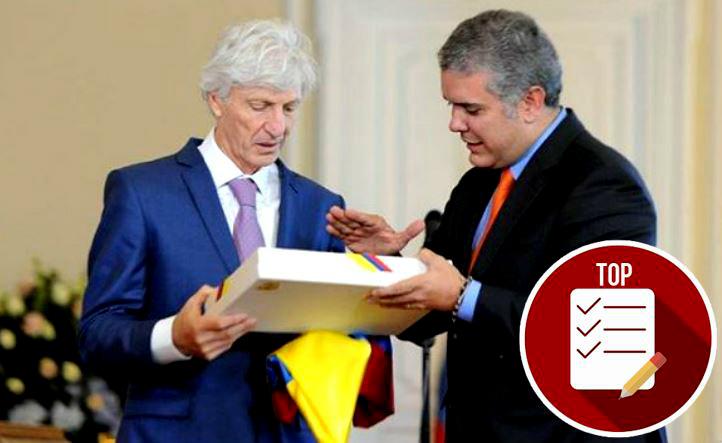 Pékerman recibió el Pabellón Nacional y se emocionó tanto que casi llora. ¡Un gran homenaje!