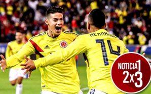 La Selección Colombia asciende en el ranking FIFA y tiene…