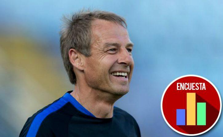 Y por qué no pensar en Jürgen Klinsmann como entrenador de Colombia