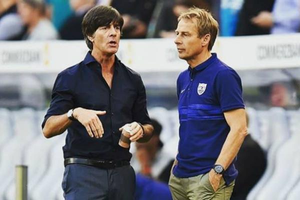 ¿Qué tal la idea de Jürgen Klinsmann para dirigir a Colombia?