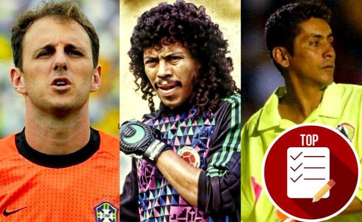 René Higuita entre los arqueros más goleadores de la historia del fútbol. ¡Grande 'Loco'!