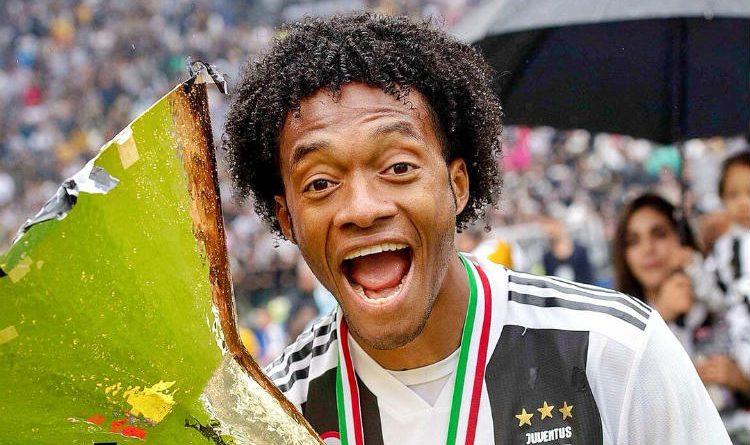 Cuadrado es un gran futbolista. ¡Recordamos algunos de sus mejores momentos!
