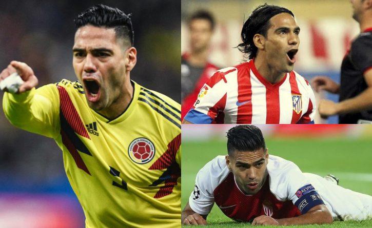 : Falcao llega a su gol 300 y quiere ser el jugador colombiano con más anotaciones