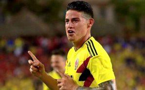 James llegó a 22 goles con Colombia y el de…