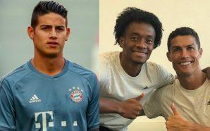 James podría salir del Bayern, su destino sería junto a Cristiano Ronaldo y Cuadrado