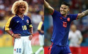 ¿El 'Pibe o James? Estas son las cifras de los '10' de la Selección Colombia