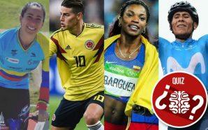 Si fueras un deportista colombiano, ¿cuál serías? ¡Descúbrelo con este…