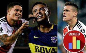 Boca Juniors vs. River Plate por la Copa Libertadores, ¡el…
