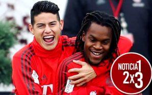 James sería parte de un trueque multimillonario con la Juventus