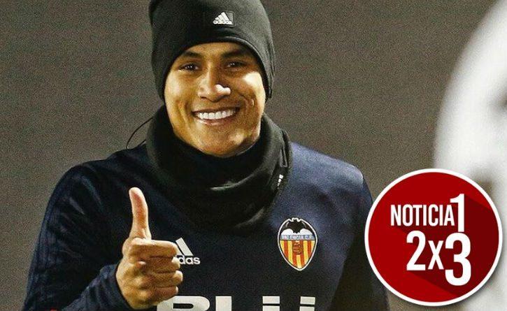 Jeison Murillo es el nuevo jugador del Barcelona de España