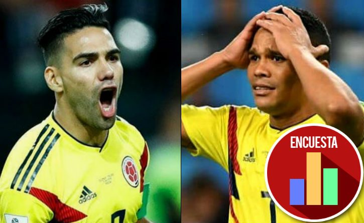 Falcao es superado por Bacca como el colombiano con más goles hechos en la Liga de España