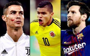 Juan 'El cucho' Hernández supera el rendimiento de Messi y…