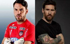 Lionel Messi recibe disculpas de Sebastián Viera por no dejarlo…