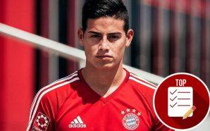 James Rodríguez ya tiene definido su futuro futbolístico para el…