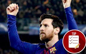 El nuevo récord de Messi y las posibilidades de que…