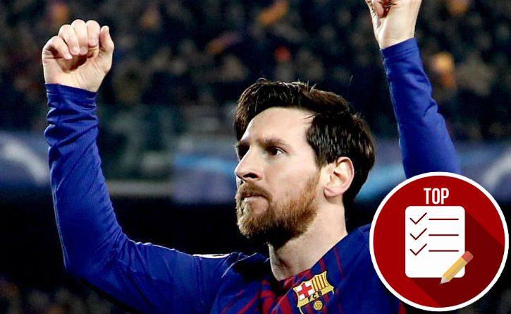 El nuevo récord de Messi y las posibilidades de ser superado por los colombianos