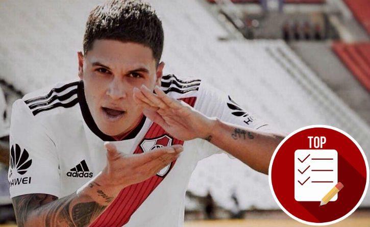 Juan Fernando Quintero, el equipo donde quiere jugar después de haber ganado la Copa Libertadores