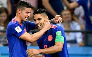 Ni James Rodríguez ni Falcao García son los futbolistas colombianos…