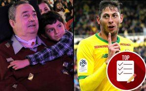 Emiliano Sala, 'El profe' Montoya y otros momentos tristes del…