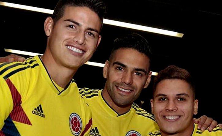 La mejor zurda de la Selección Colombia ¿James Rodríguez o Juan Fernando Quintero?