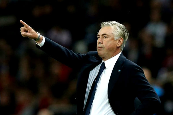 El sueño de Ancelotti