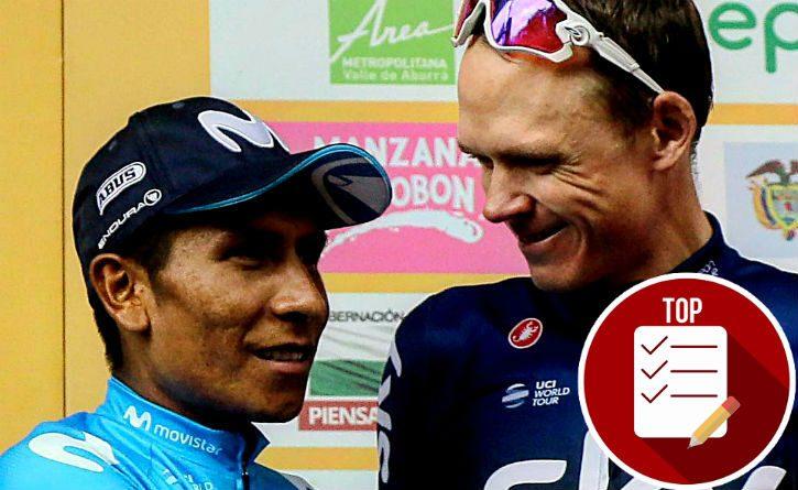 La persona que realmente hizo caer a Nairo Quintana en el Tour Colombia 2.1