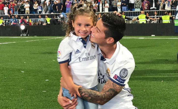 James nuevamente habla de su regreso al Real Madrid ¿Volverá a ese club?