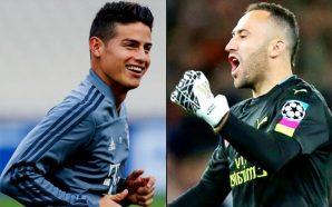 ¿Ospina y James en el mismo club? ¡Conoce cómo puede…