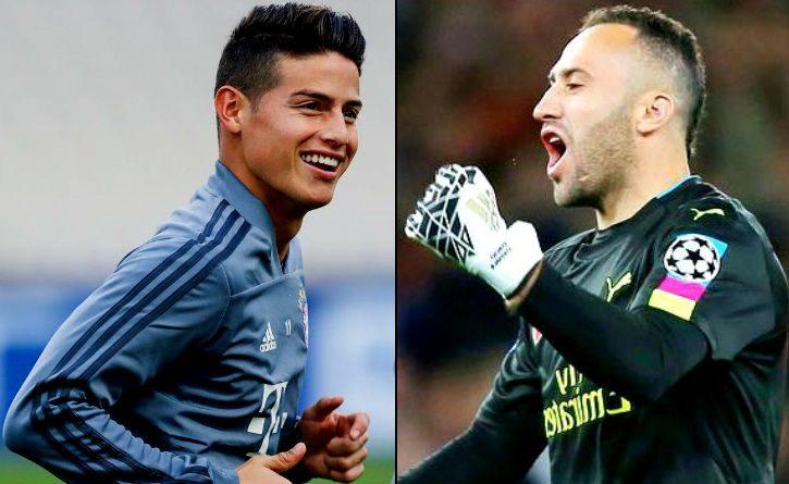 ¿David Ospina y James Rodríguez en el mismo club? ¡Conoce cómo puede ser posible!