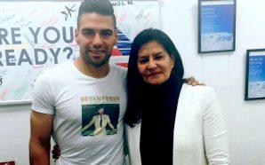 El mejor técnico que ha tenido Falcao ha sido su mamá Juana Carmenza Zárate