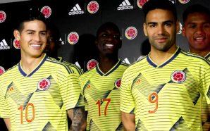 James Rodríguez y Falcao García son los dos deportistas colombianos más famosos del mundo
