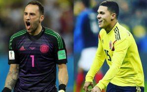 Ospina y Juan Fernando Quintero: qué pasó y qué viene para ellos y sus lesiones