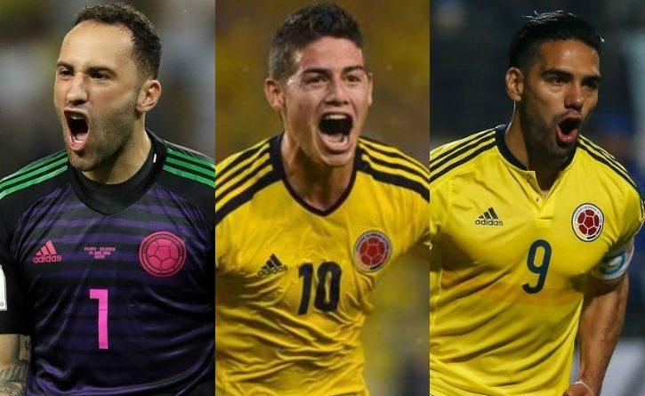 Nuestras estrellas de la Selección Colombia también fueron novatos ¡Así fue el debut de James Falcao y otros más!