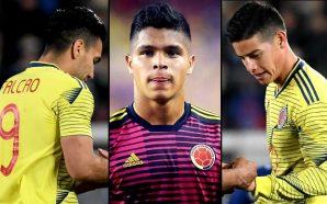 Los récords de 'El cucho' Hernández que no tienen James Rodríguez ni Falcao García